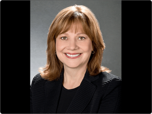 Mary Barra, GM's new CEO, a first for the industry
