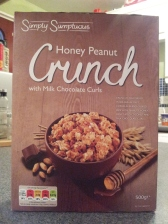 Lidl cereals