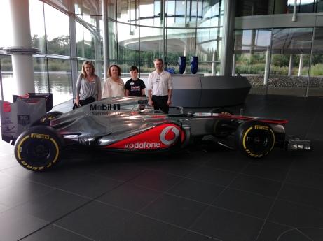 McLaren - all of us