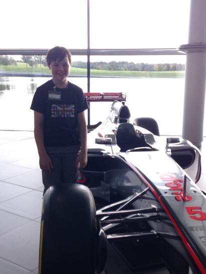 McLaren - Hal