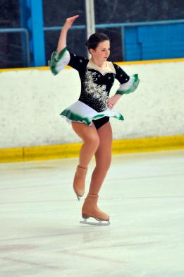 Milly skate performance